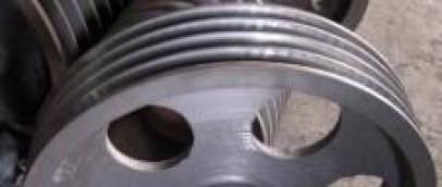 皮带轮为什么要进行表面处理?