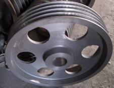 机械设备更换皮带轮效率变低是什么原因?